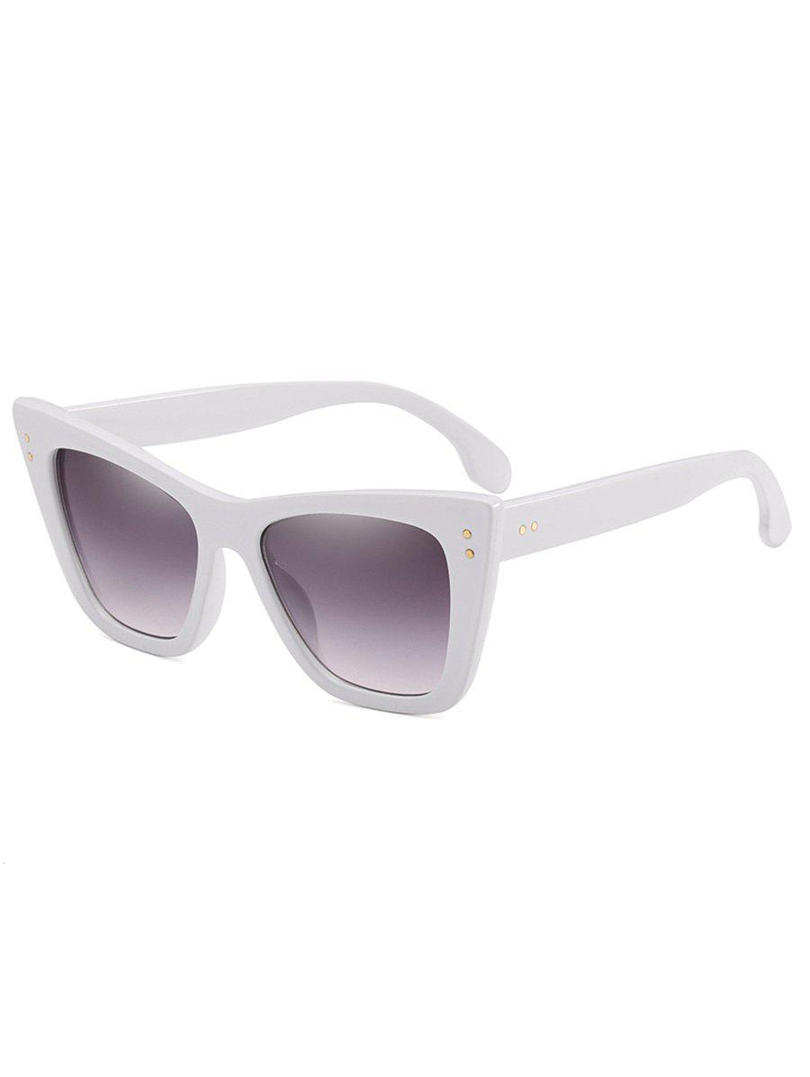 Latest Anti Fatigue Rivets Inlaid Sun Shades Sunglasses