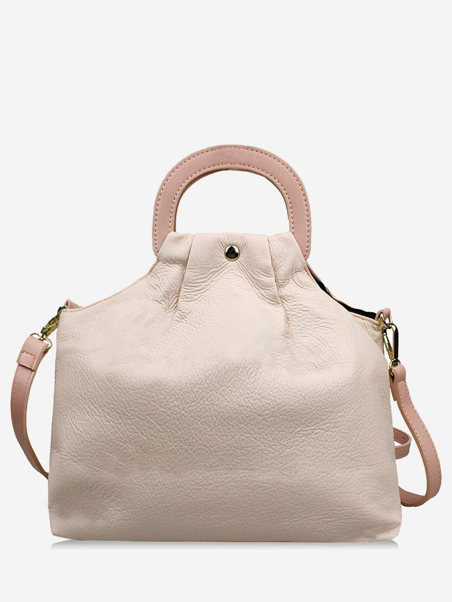 Latest Going Out PU Leather Tote Bag