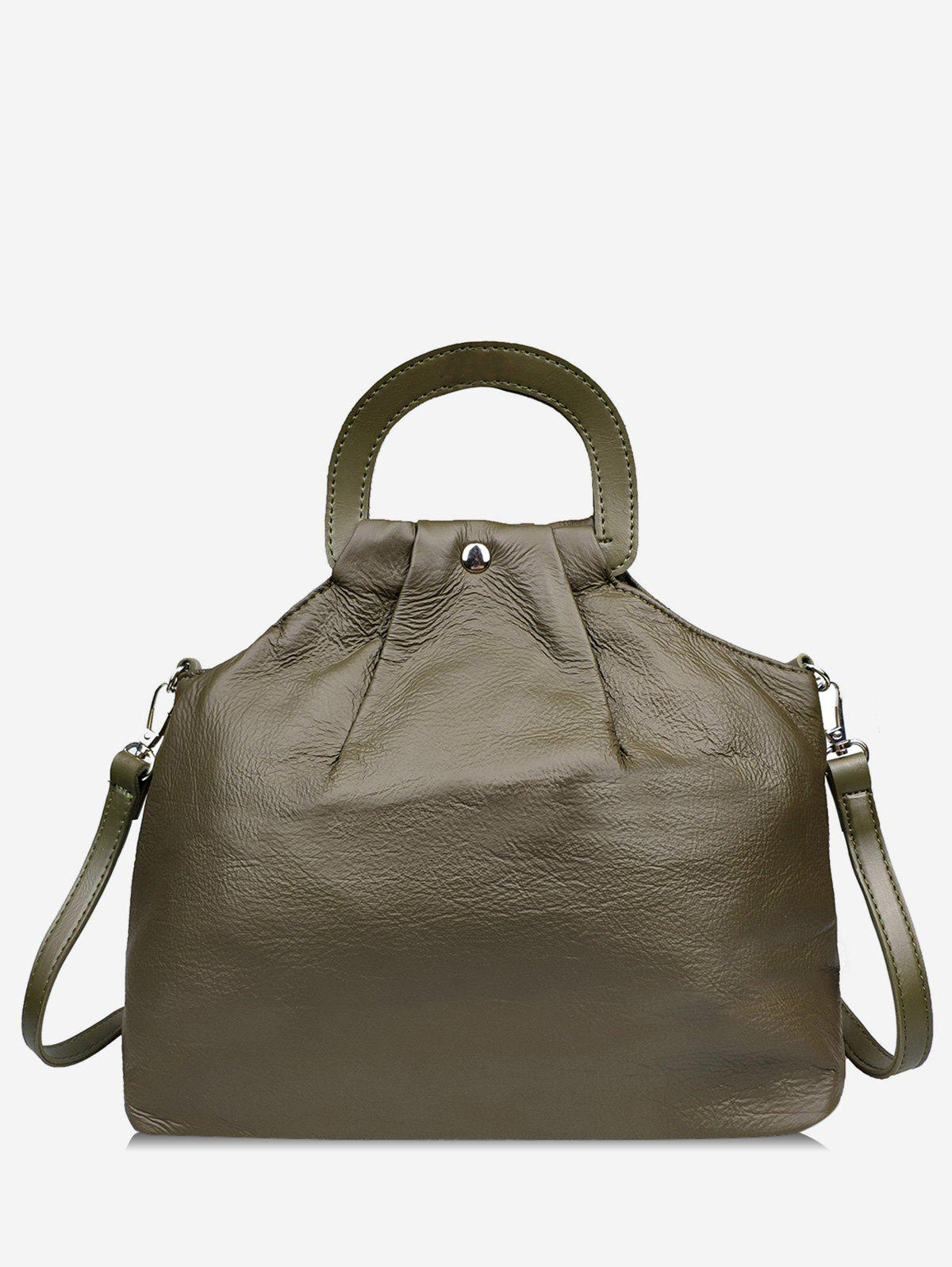 Discount Going Out PU Leather Tote Bag
