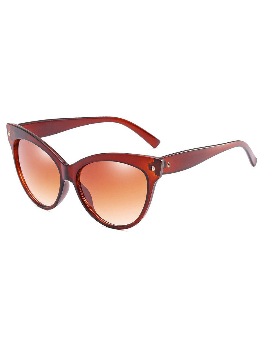 Fashion Lightweight Full Frame Catty Sunglasses
