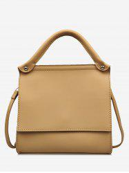 Solid Minimalist Going Out Handbag -