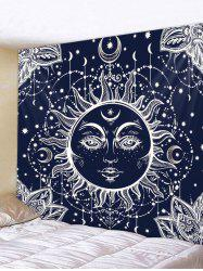 Wall Hanging Art Sun God Print Tapestry -