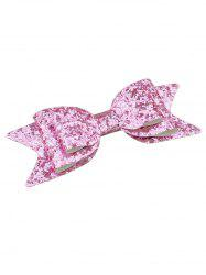 Sparkly Bowknot Decorative Barrette -