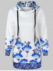 Chinese Painting Pullover Hoodie -