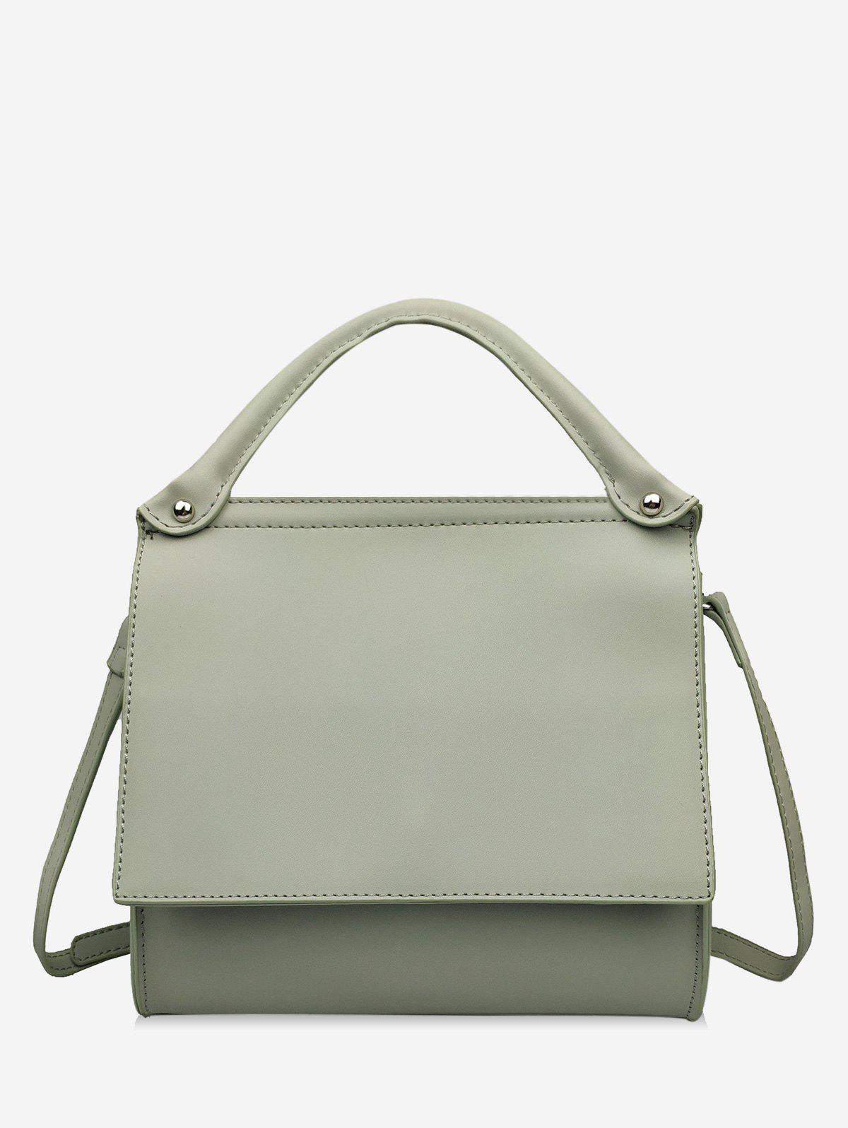 Online Solid Minimalist Going Out Handbag