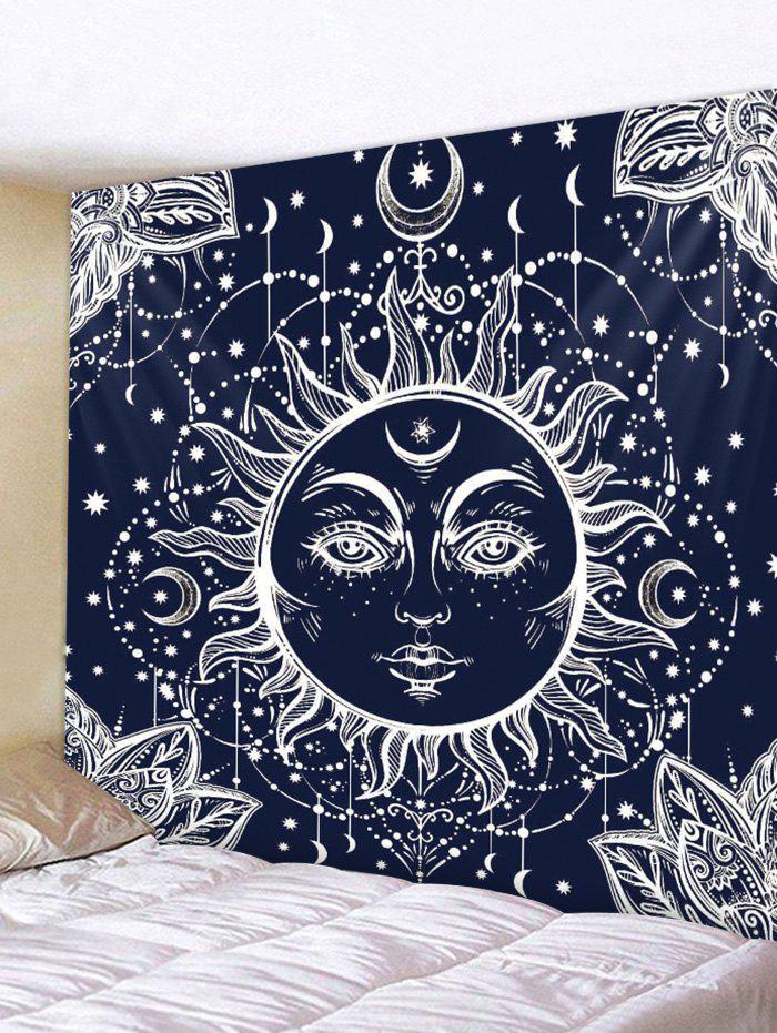 Outfits Wall Hanging Art Sun God Print Tapestry