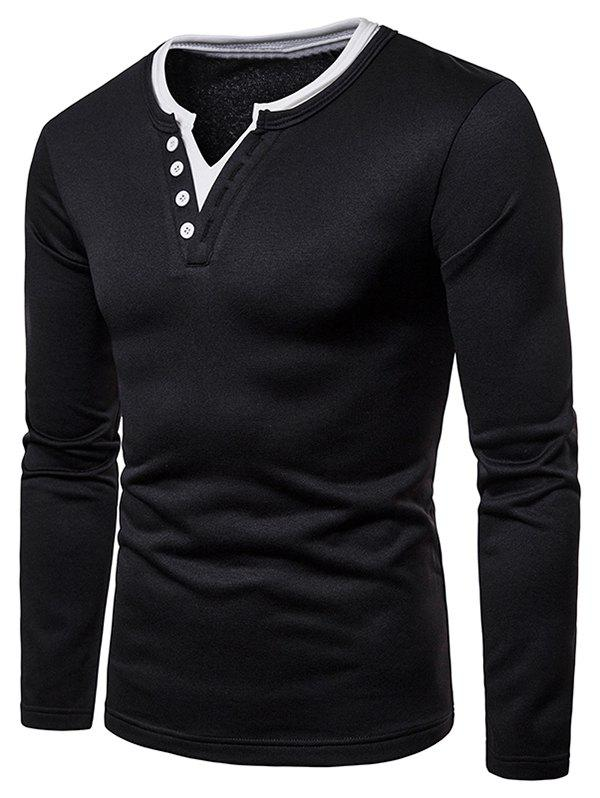 Outfits Layered Neck Casual Tee Shirt