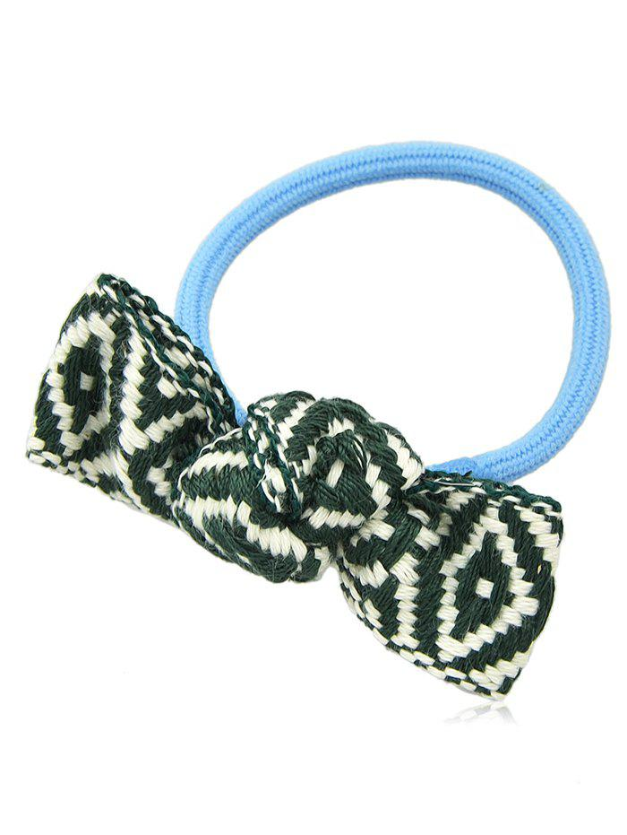 Shops Knitted Bowknot Elastic Hair Band