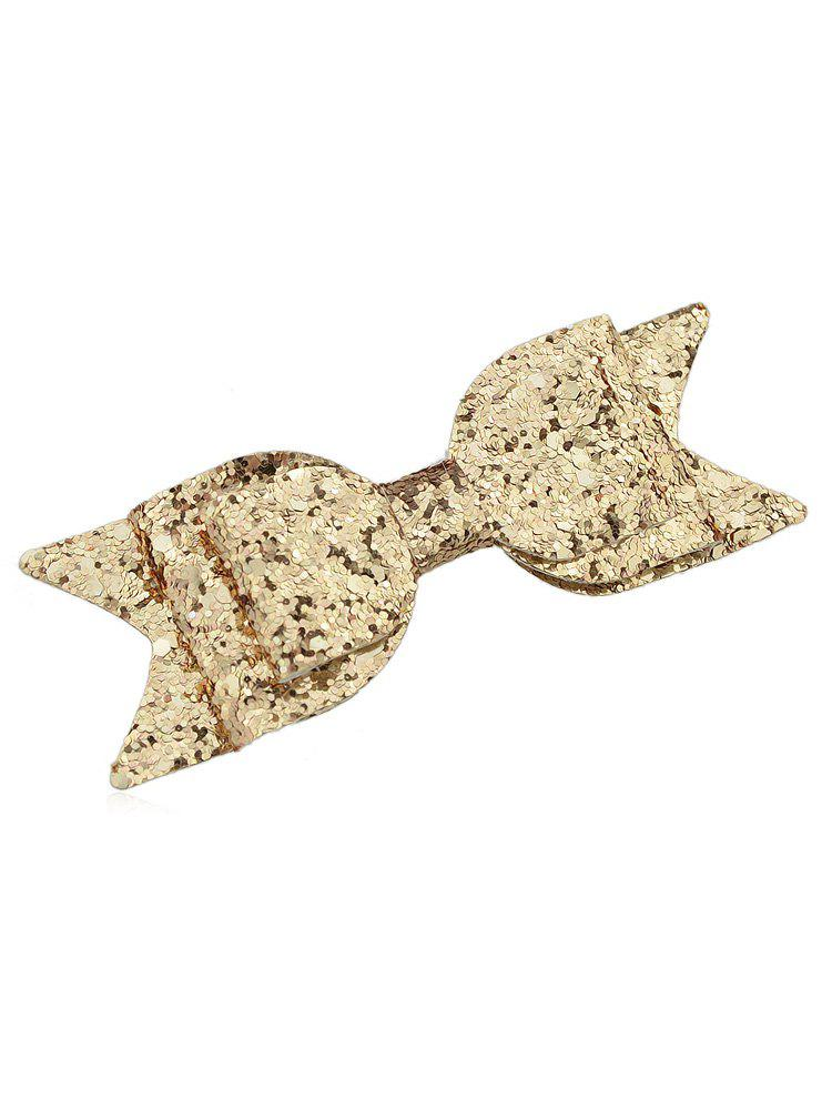 Chic Sparkly Bowknot Decorative Barrette