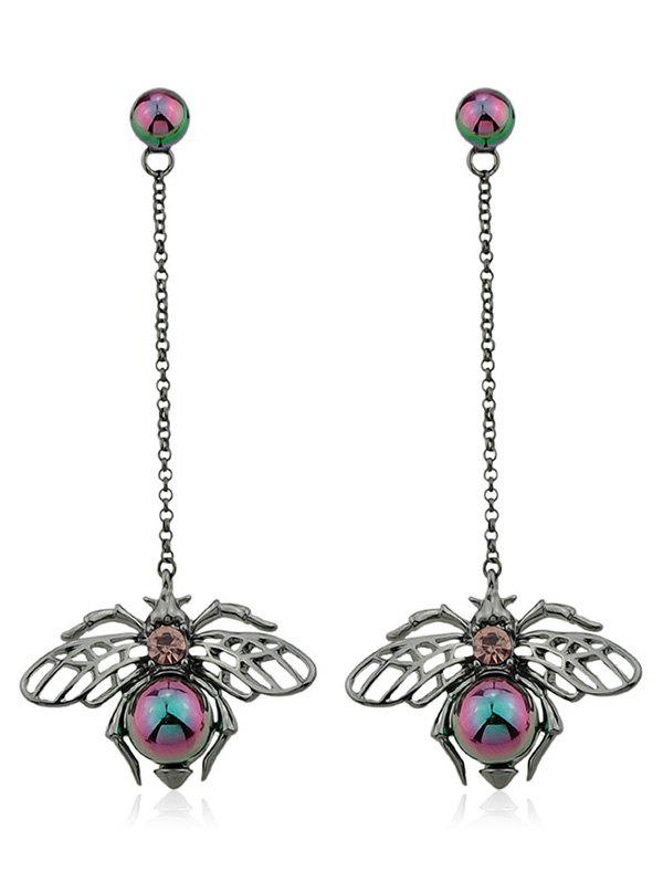 Best Hollow Insect Design Hanging Earrings