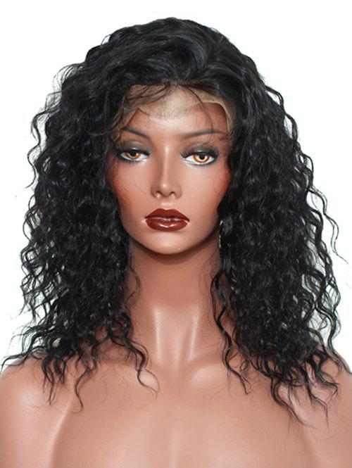 Shop Long Free Part Wavy Synthetic Lace Front Wig