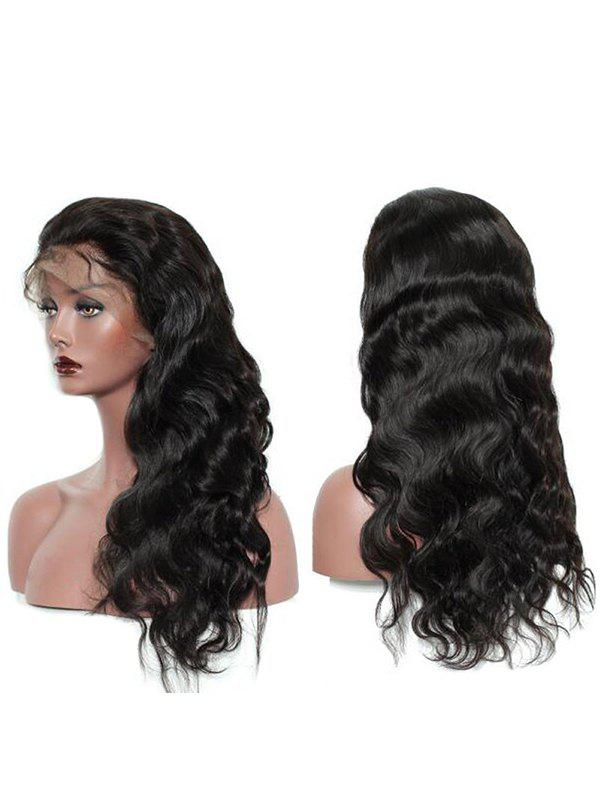 Shops Long Free Part Body Wave Synthetic Lace Front Wig