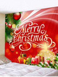 5637a9541bf 2% OFF   2018 Christmas Gift Print Wall Tapestry Art Decoration ...