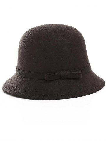 af4c6cdf331333 ... get solid color elegant bowknot fisherman hat 3b39b 5b252
