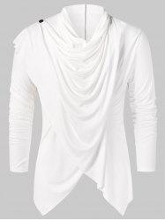 Convertible Open Front Cardigan -