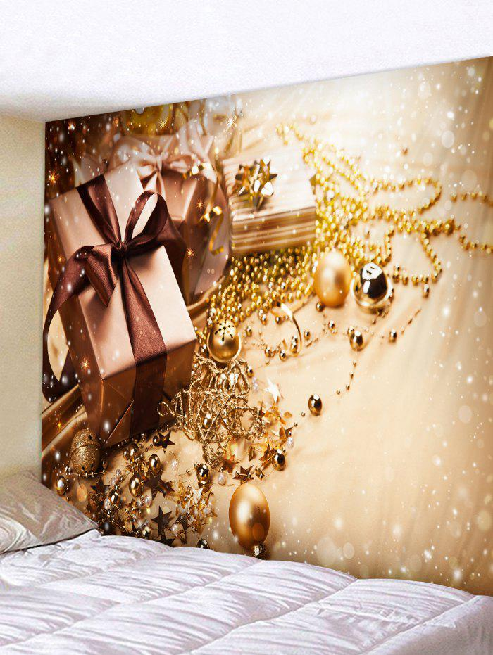 New Christmas Bell Gifts Print Tapestry Art Decoration