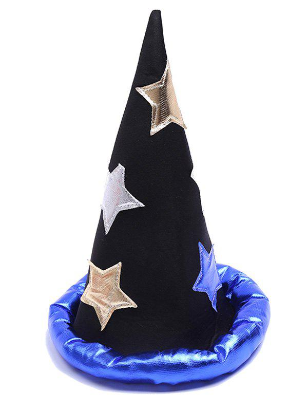 2019 Stylish Star Magician Party Wizard Hat  1be6af5f56fb