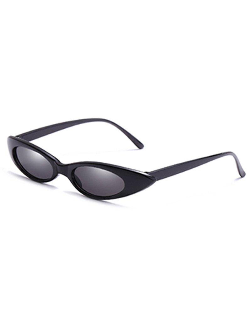 22a2f38391 2019 Anti Fatigue Flat Lens Slim Catty Sunglasses