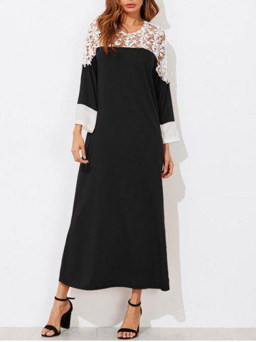 ded32e3a892e0 Maxi Shirt Dress - Free Shipping, Discount And Cheap Sale | Rosegal