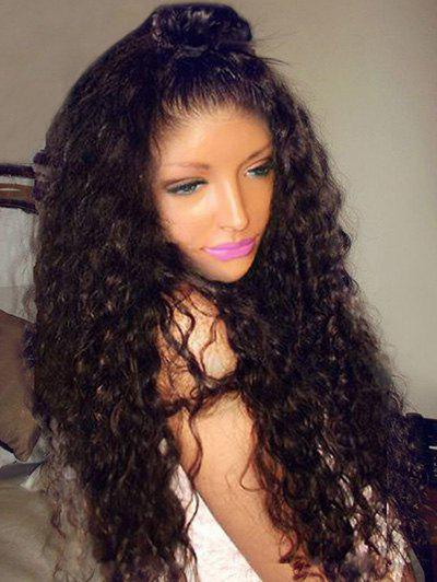 Online Long Free Part Shaggy Curly Synthetic Lace Front Wig