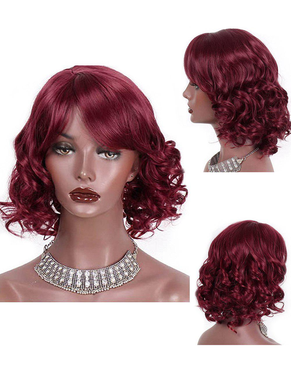 Shops Medium Side Bang Loose Wave Party Synthetic Wig