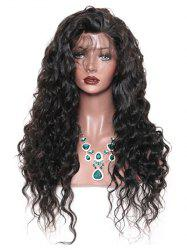 Long Free Part Wave Curly Lace Front Synthetic Wig -