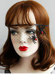 Halloween Party Spider Mask -