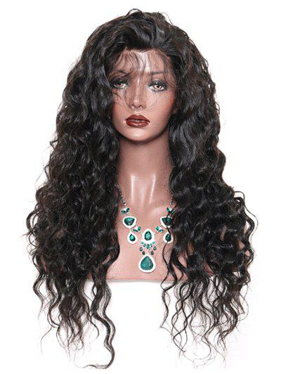 Outfit Long Free Part Wave Curly Lace Front Synthetic Wig