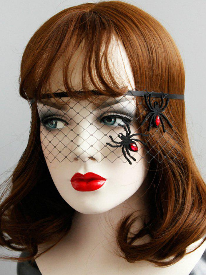 Store Halloween Party Spider Mask