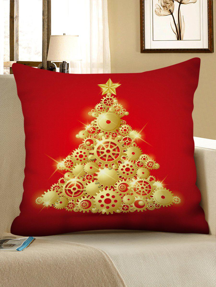 Outfits Gear Christmas Tree Printed Pillowcase
