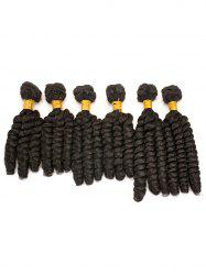 Short Loose Wave Synthetic Hair Weaves -