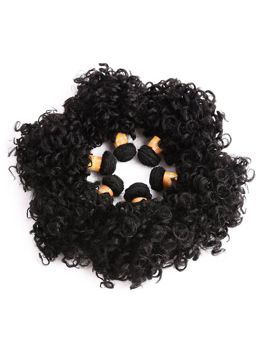Shop Short Curly Synthetic Hair Weaves