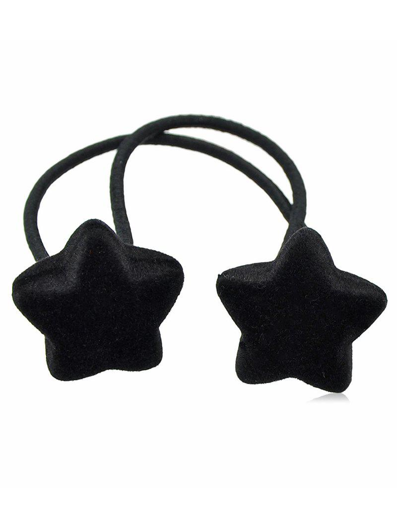 2018 Star Decoration Elastic Hair Band  833892e614a