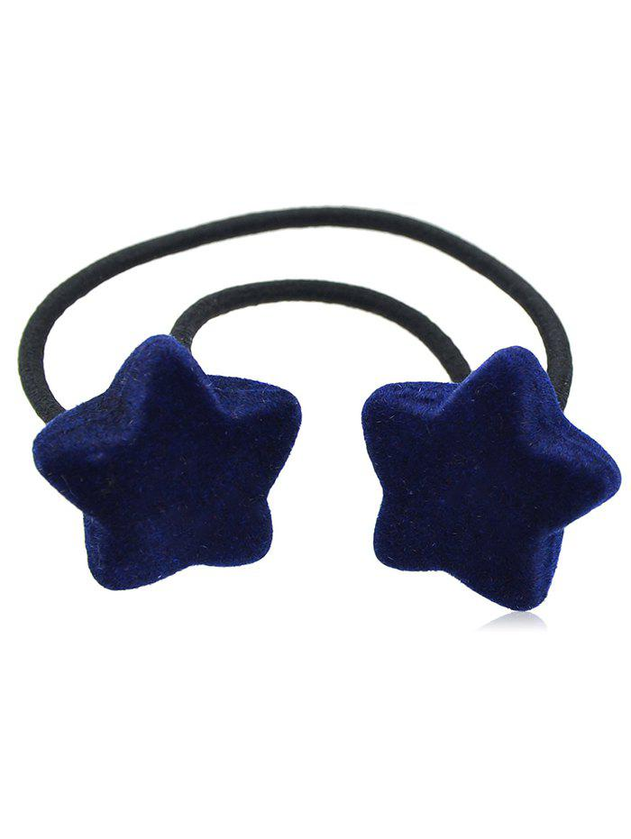 Discount Star Decoration Elastic Hair Band