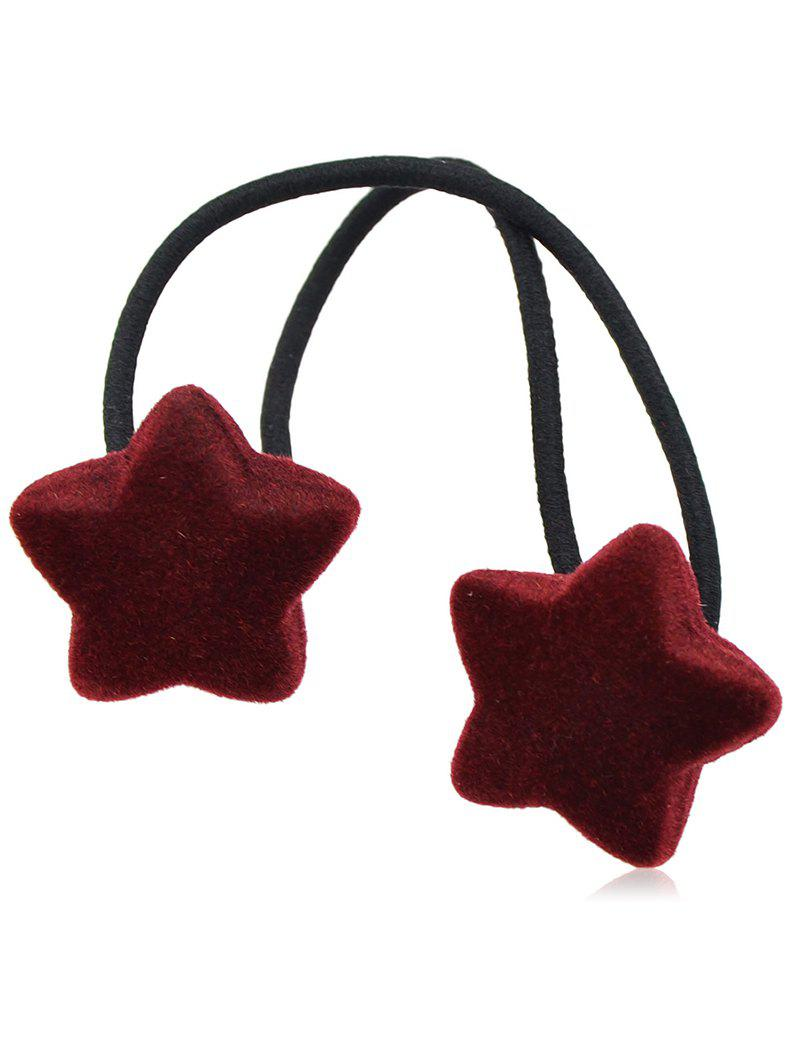 Chic Star Decoration Elastic Hair Band
