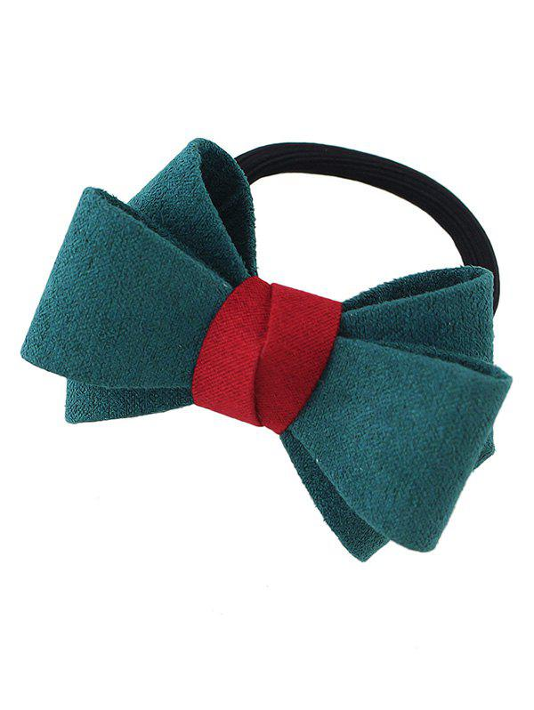 Trendy Bowknot Decoration Elastic Hair Band