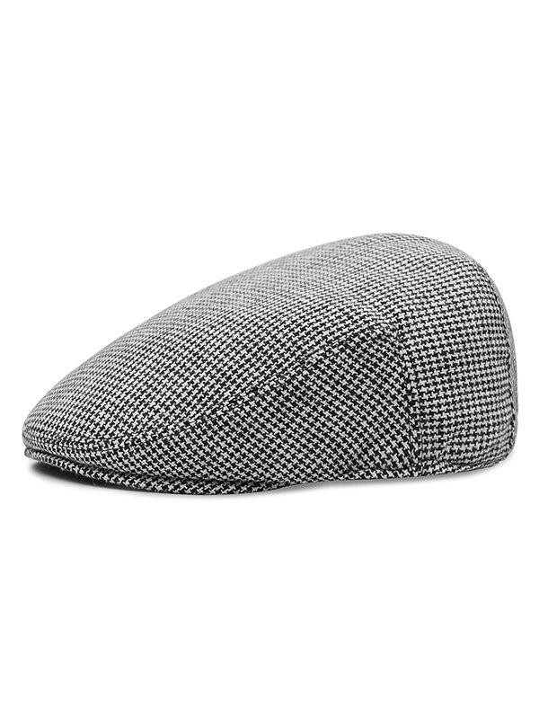 Best Houndstooth Pattern Newsboy Hat