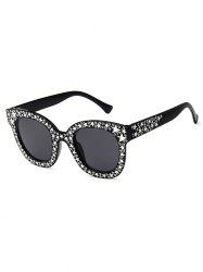 Star Decorative Anti Fatigue Full Frame Holiday Sunglasses -