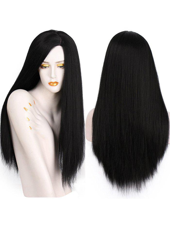 Shops Long Side Parting Straight Party Capless Synthetic Wig