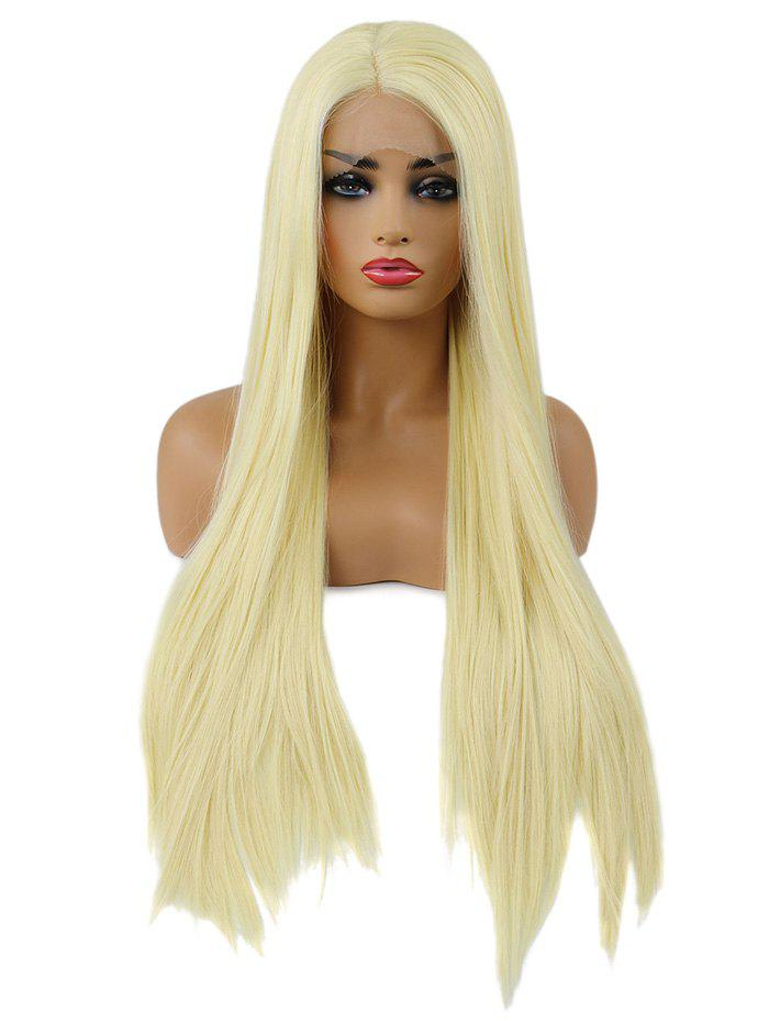 Online Long Straight Party Cosplay Synthetic Lace Front Wig