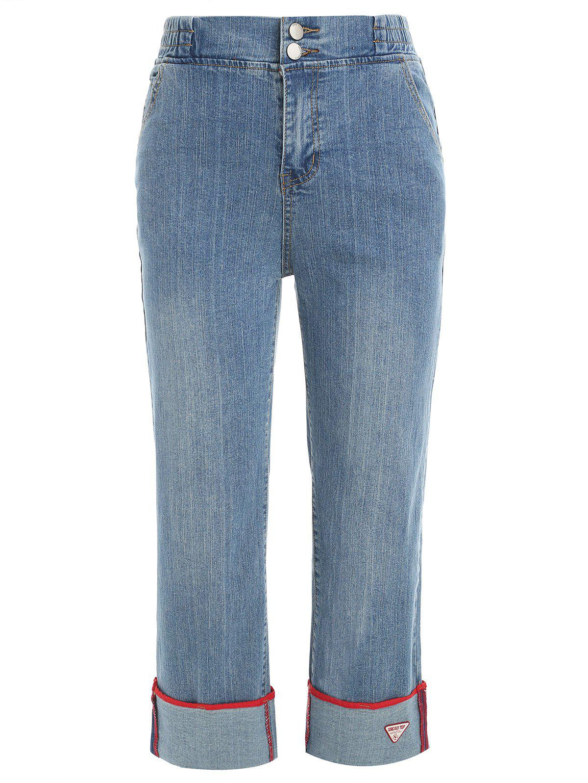 Best Wide Legged Flanging Jeans