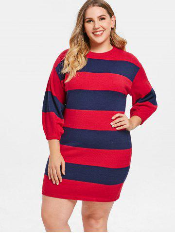 Plus Size Sweater Dresses Women Black Long And Maxi Sweater