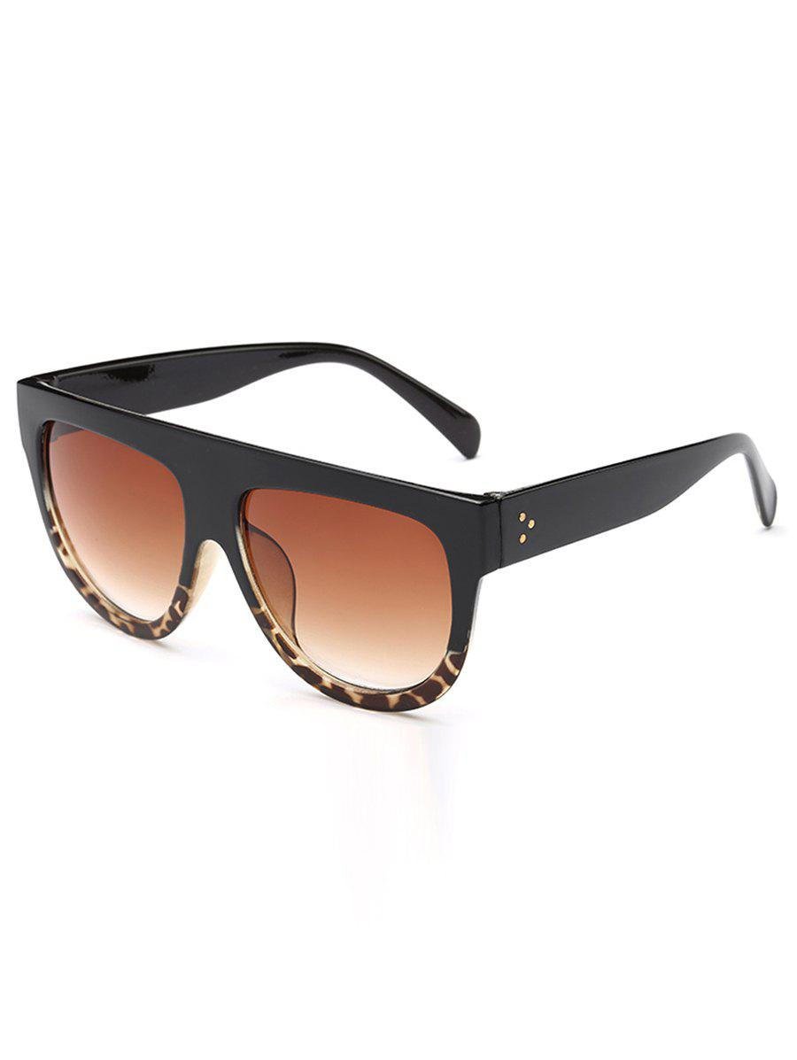 Discount Anti Fatigue Oversized Frame Sunglasses