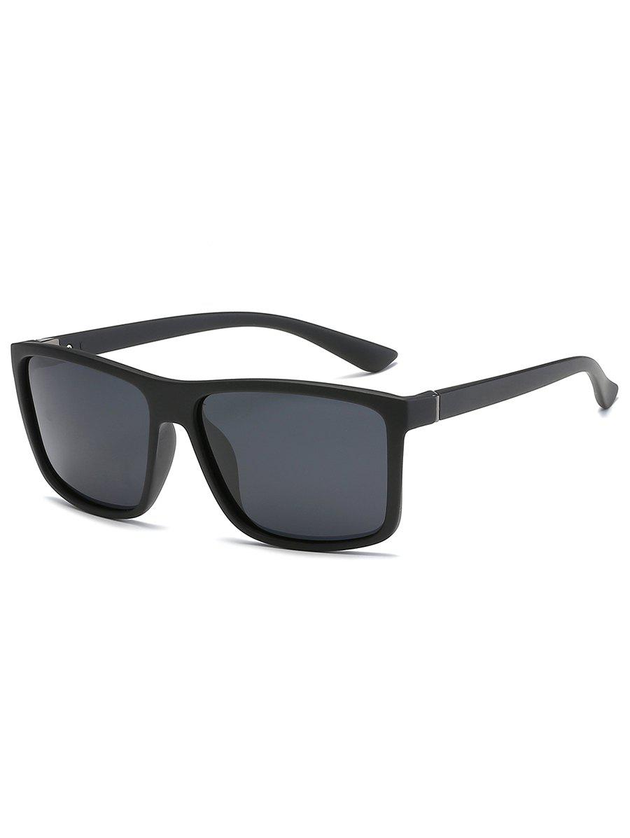 Outfit Anti Fatigue Flat Lens Full Frame Driving Sunglasses