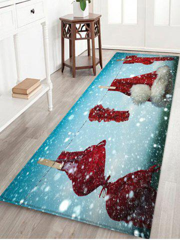 Decorative | Christmas | Costume | Floor | Print | Mat