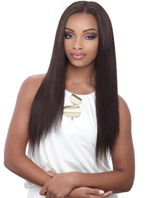 Best Middle Part Long Straight Synthetic Wig