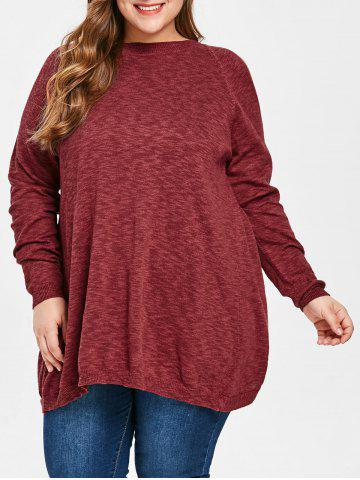 e4a6d573ed Plus Size Sweaters   Cardigans For Women Cheap Sale Online - Rosegal ...