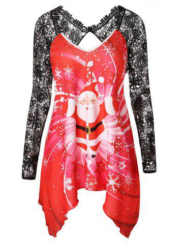 Christmas Tops.Christmas Tops Tunic Long Sleeve And Red Cheap With Free