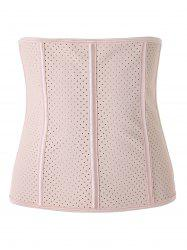 Buckle Up Breathable Underbust Corset -