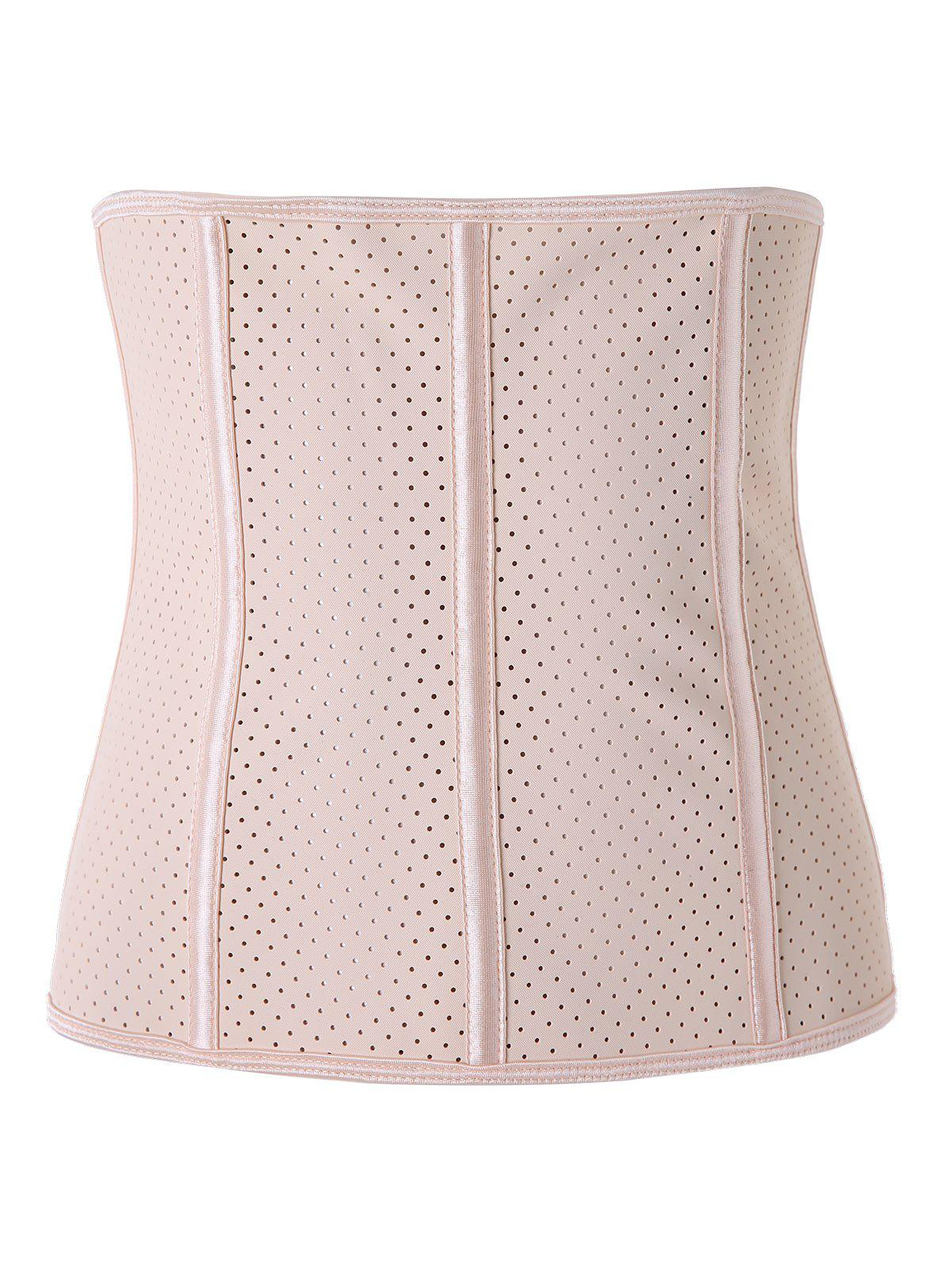 Outfits Buckle Up Breathable Underbust Corset